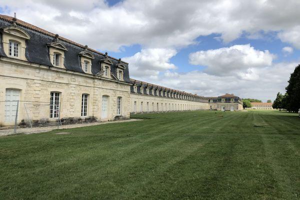 La corderie royale de Rochefort