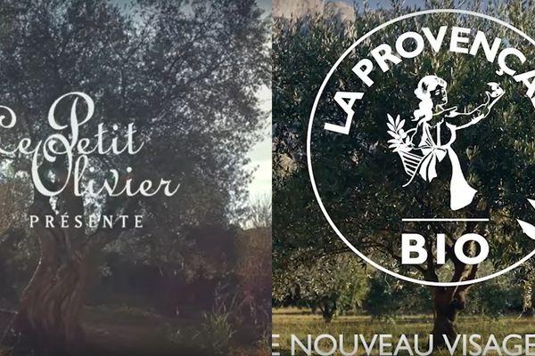 L'entreprise La Phocéenne de cosmétique accuse L'Oréal de s'être inspiré de sa marque Le Petit Olivier.