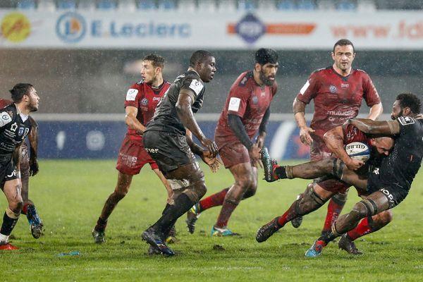 Toulon est éliminé de la course à la qualification aux quarts de finale de Coupe d'Europe.