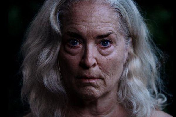Krisha Fairshild, interprète du rôle titre du film de Trey Edward Shults