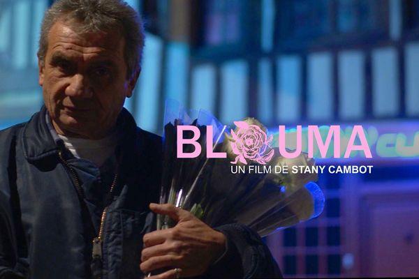 """Michel, dit """"Cacahuète"""", héros du film """"Blouma"""""""