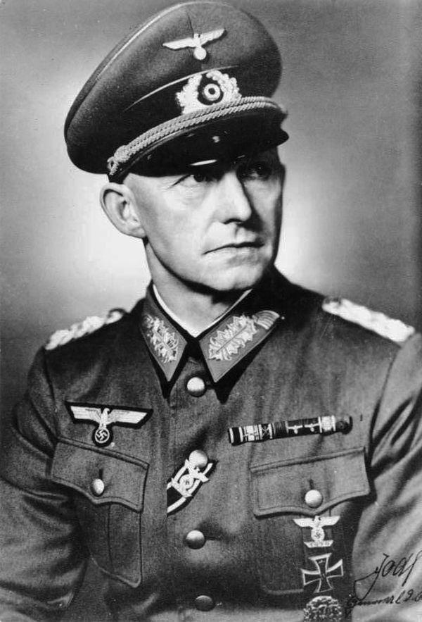 Alfred Jodl en 1940.