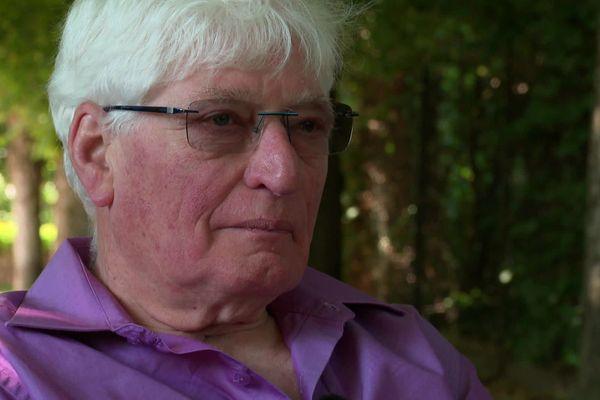 Jean-Marie Rohé, employé d'exploitation à la centrale de 1974 à 1993.