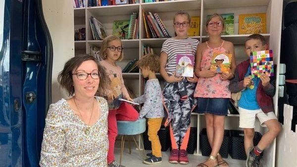 Une passion au service de la lecture pour enfant