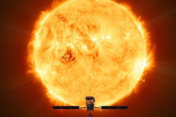 La sonde aura la lourde tâche d'observer le soleil