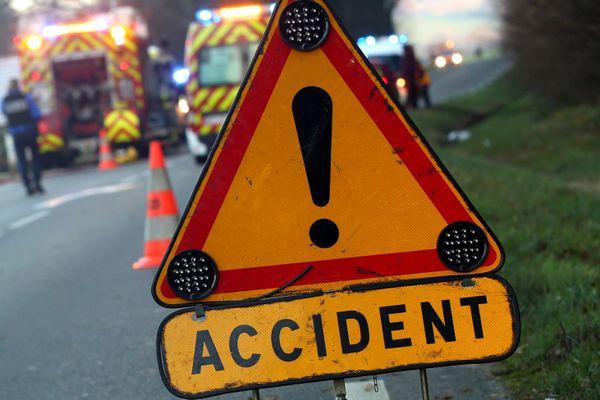 L'accident dramatique a eu lieu au niveau de la descente de Roquebrune, à Saint-Alexandre, dans le Gard.