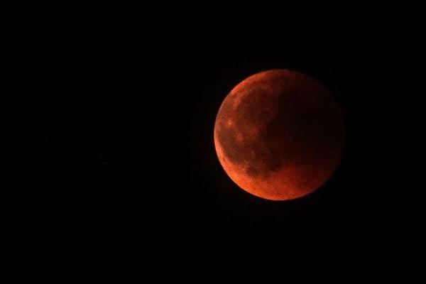 Le 21 janvier 2019, dans le ciel ajaccien, la seule éclipse de Lune de l'année 2019 sera observable à partir de 4 h 33 du matin.