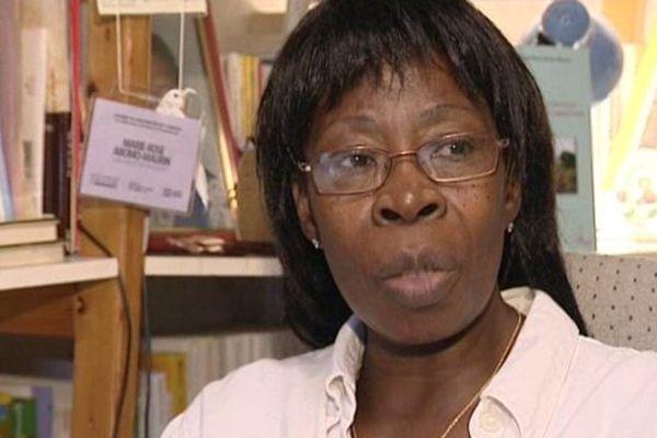 Marie-Rose Abomo-Maurin, enseignante chercheuse et écrivain