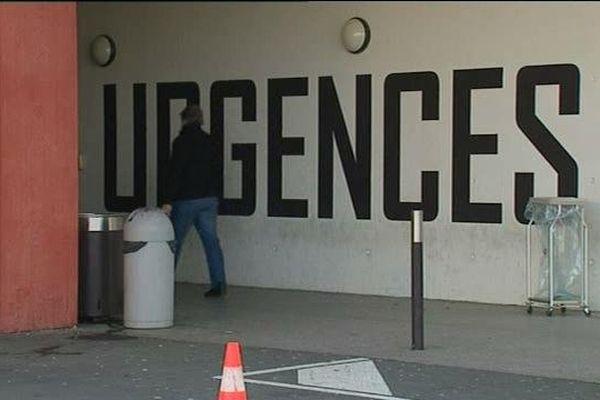 A Villefranche-sur-Saône, les urgences sont saturées.