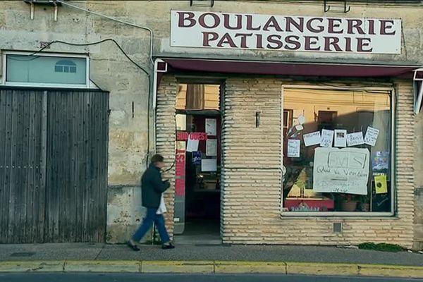 Les habitants de Lussac se mobilisent pour sauver leur boulangerie.