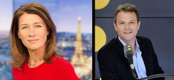 Un débat animé par Carole Gaessler (France 3) et Marc Fauvelle (franceinfo).