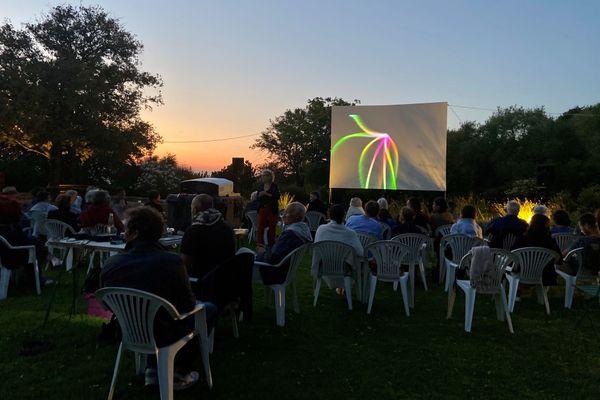 """12 courts-métrages sont en compétition dans le cadre du 6e festival """"Les courts en fête""""."""
