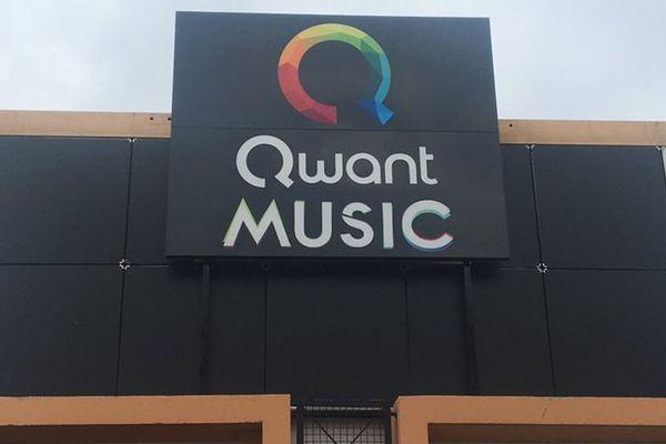 Qwant music, l'une des filiales du moteur de recherches Qwant