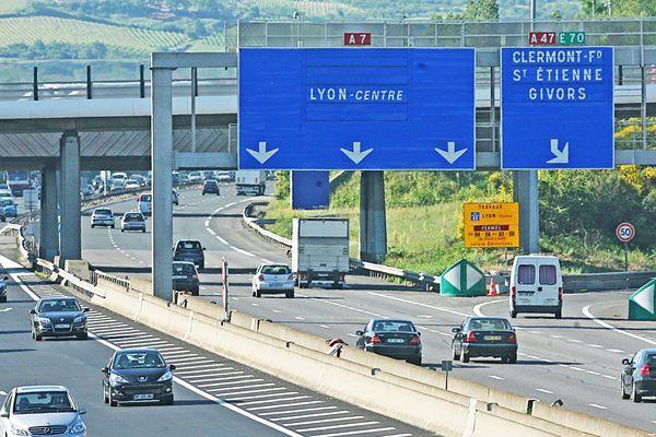 Pont de Givors : circulation entièrement coupé les 3 prochains week-end