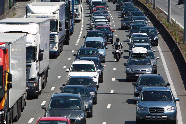 Le trafic routier s'annonce dense pour ce week-end prolongé et ensoleillé de l'Ascension