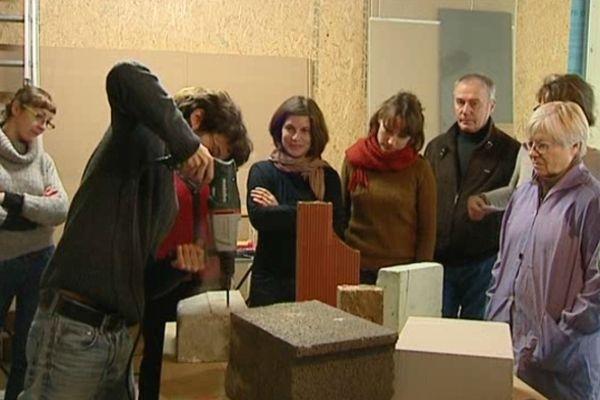 Atelier bricolage à Lyon - Fev.13