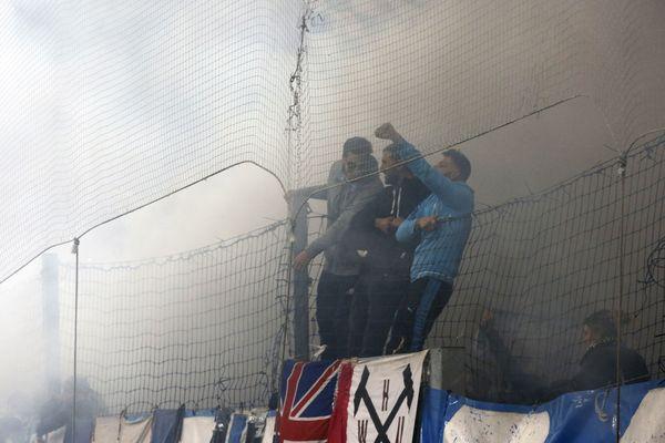 Le 28 octobre 2018, des incidents avaient émaillés la rencontre OM-PSG, au stade Vélodrome de Marseille.