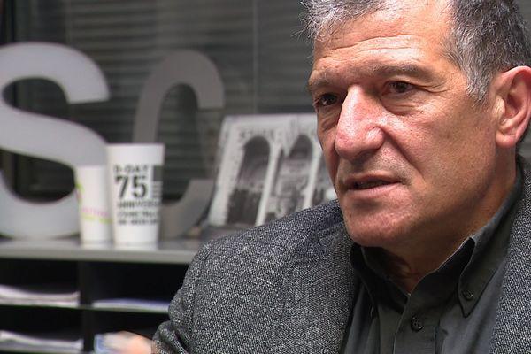Michel Catalano, ex-otage des frères Kouachi.