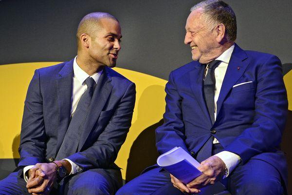 Loin d'être un bleu, Tony Parker, président de l'ASVEL, a l'étoffe pour succéder à Jean-Michel Aulas à la tête de l'Olympique Lyonnais
