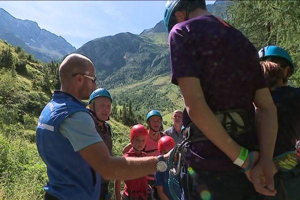 Opération prévention en Savoie
