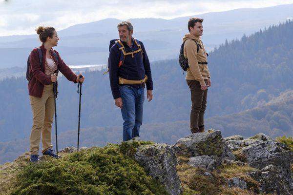"""""""La doc et le veto"""", téléfilm tourné dans le Puy-de-Dôme, sera diffusé sur France 3 le 9 mars en première partie de soirée."""