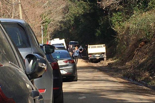 Un homme a été blessé par balle, ce mercredi 24 février, à Carbuccia (Corse-du-Sud).