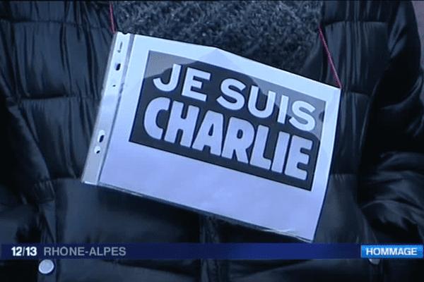 """Des millions de """"Charlie"""" dans les rues le 11 janvier 2015 ..."""