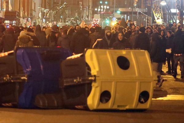 Des incidents ont émaillé la dernière rencontre entre le Spartak Moscou et Bilbao.Les ultras du Spartak avaient dressé des barricades avec des poubelles