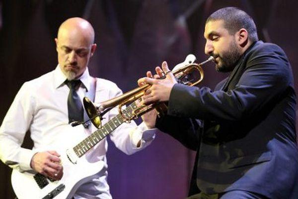 Ibrahim Maalouf se produit le 25 juillet au Jazz des cinq continents à Marseille.