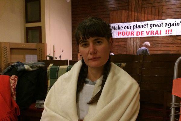 Une des grèvistes de la faim anti-GCO raconte comment elle se sent au 22e jour sans alimentation