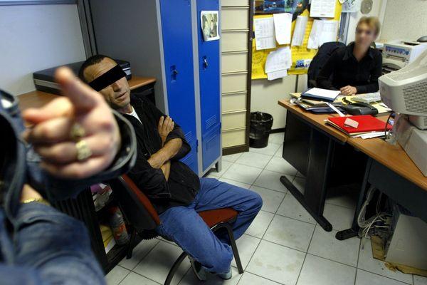La visite médicale est obligatoire pendant une GAV si la personne interrogée le demande (photo d'illustration)