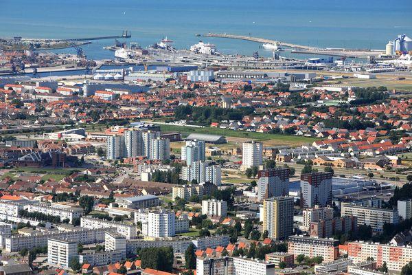 Calais fait partie des 40 villes moyennes des Hauts-de-France