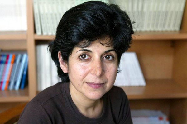 La chercheuse Fariba Adelkhah, sociologue, chargée de recherche au CERI (centre d'études de recherches internationales), spécialiste de l'Iran.