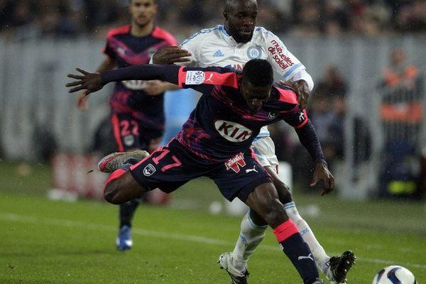 Bordeaux-Marseille le 20 décembre 2015.