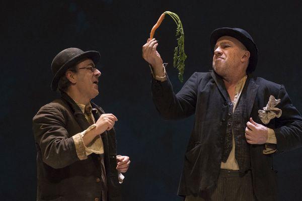En attendant Godot sera représenté les 22, 23 et 24 mai au Grand Théâtre.