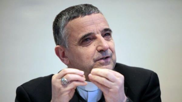 Monseigneur Dominique Lebrun