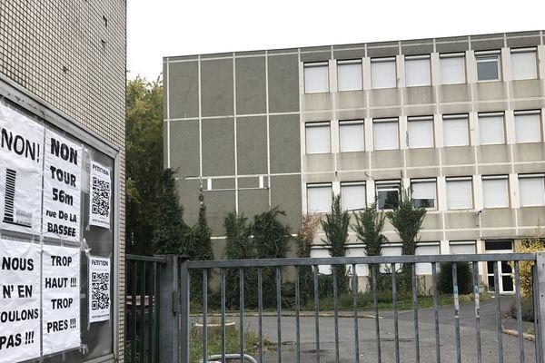 L'ancien collège Madame de Staël laissera la place à des logements et des commerces