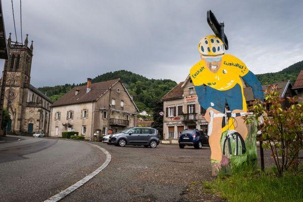 Plancher-les-Mines reçoit le Tour de France 2020.