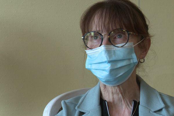 """Patricia Becq-Poinsonnet, directrice de l'EHPAD """"les jardins d'Elsa"""" à Ifs"""