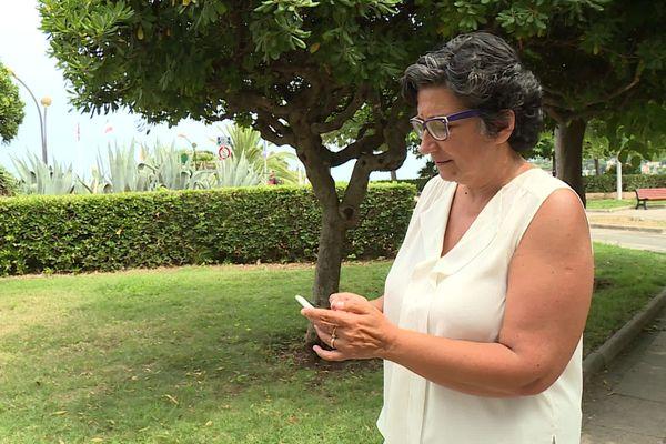 """Annie Lévy-Mozziconaci redoute une situation """"cataclysmique"""" en août si rien n'est fait à Marseille."""