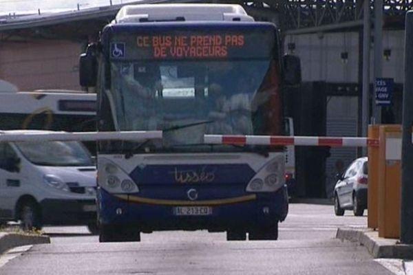 200 bus utiliseront ce dépôt