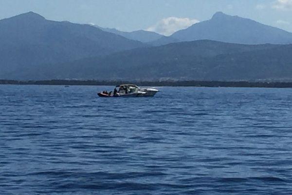 16/05/2017 - Disparition d'un plongeur au large de Bastia (Haute-Corse)
