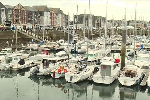 Mille sabords représente le plus grand salon du bateau d'occasion en Europe, avec plus de 65 mille visiteurs en quatre jours