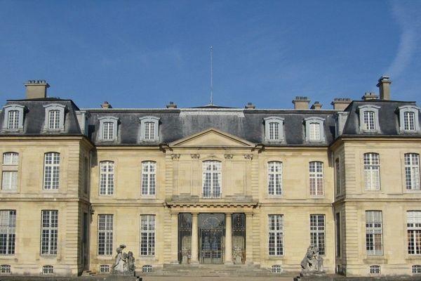 Le château de Champs-sur-Marne (77)