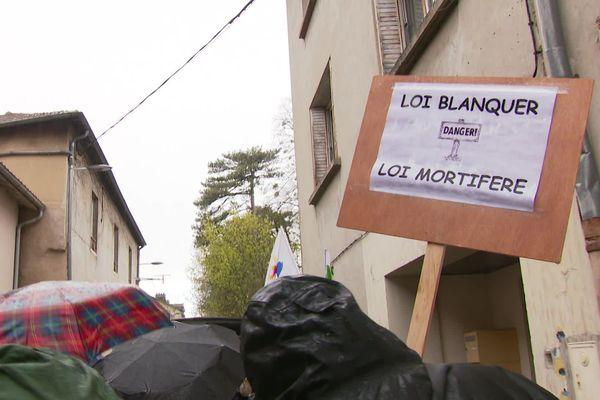 L'opposition à la Loi Blanquer