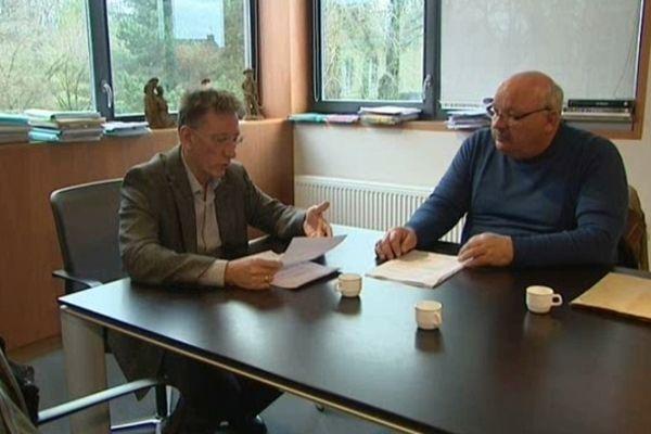 Les maires d'Auby et d'Evin-Malmaison sont assignés devant le tribunal administratif