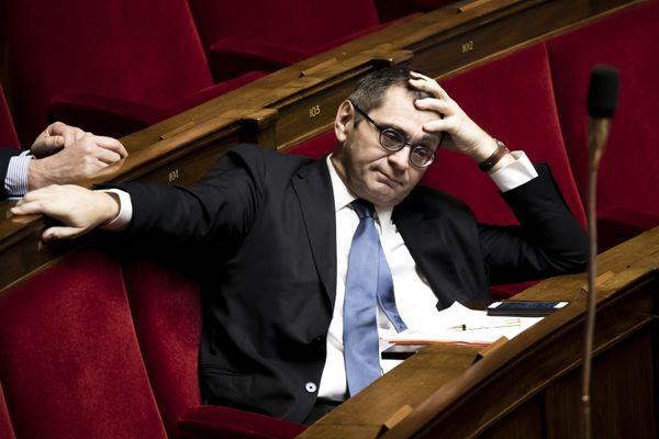Le député Pierre Morel-à-L'Huissier est cité à comparaître le 6 mai prochain devant le tribunal de Mende