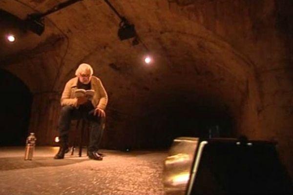 Jacques Weber au fort de Frouard