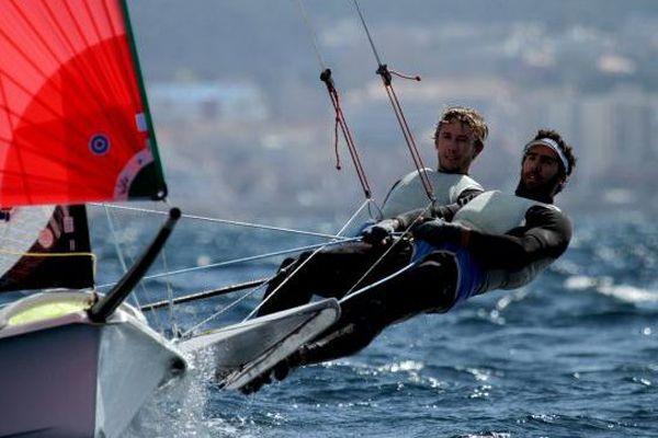 Les deux marseillais ont été sélectionnés pour les JO de Rio en 49er