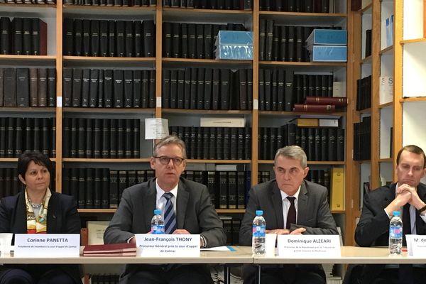 Déradicalisation: premier bilan positif pour la justice dans le Haut-Rhin